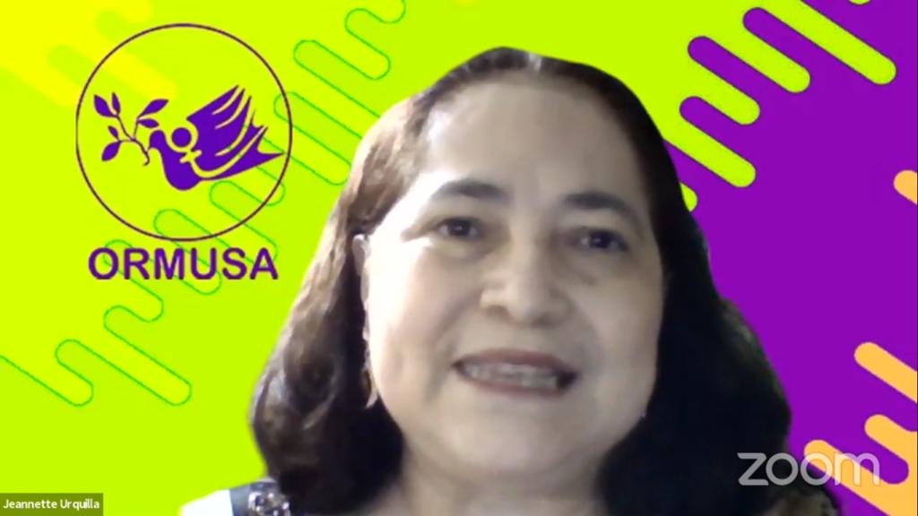 ORMUSA realiza intercambio de experiencias: Medidas de proteccion por violencia contra las mujeres