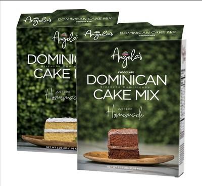 Angela's Bakery lanza nueva mezcla para hacer pastel dominicano en casa