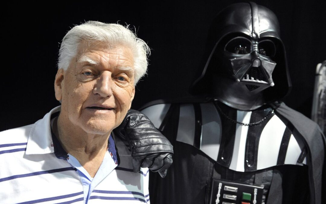 Muere el actor que interpretó a Darth Vader