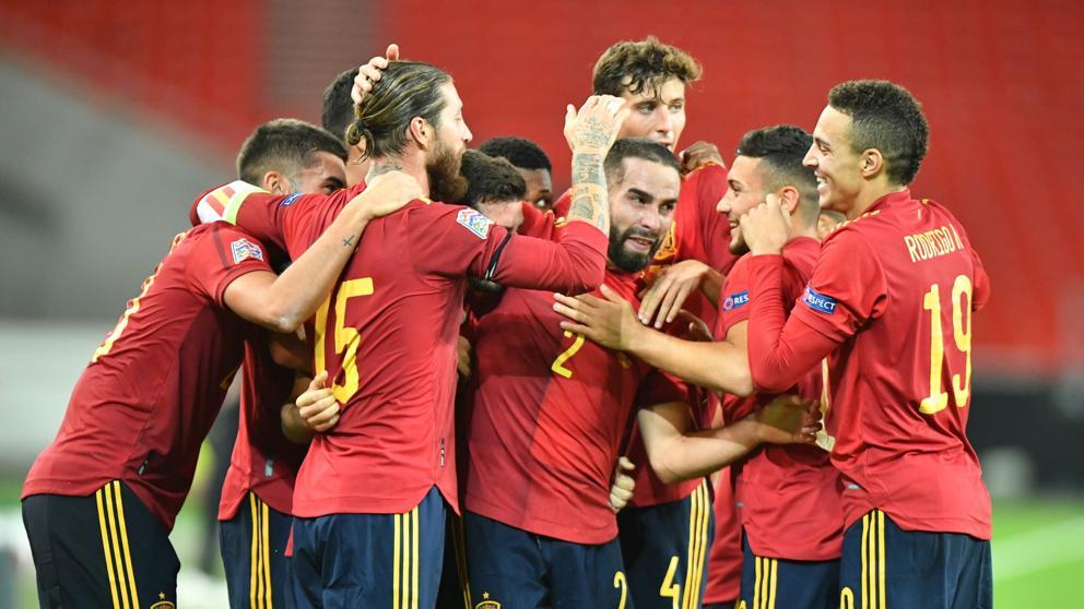 España, entre los cabezas de serie del sorteo clasificatorio para Qatar 2022