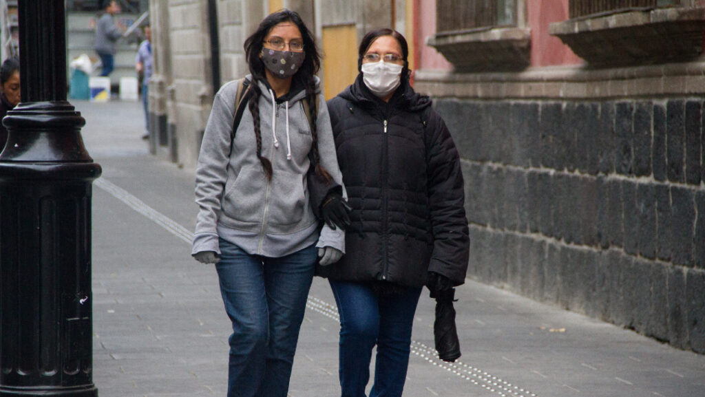 Prevén heladas en varios estados de México por frente frío