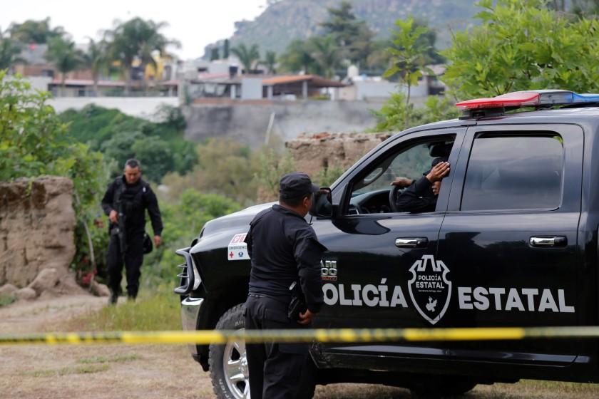Identifican 113 cuerpos en una fosa clandestina en Jalisco