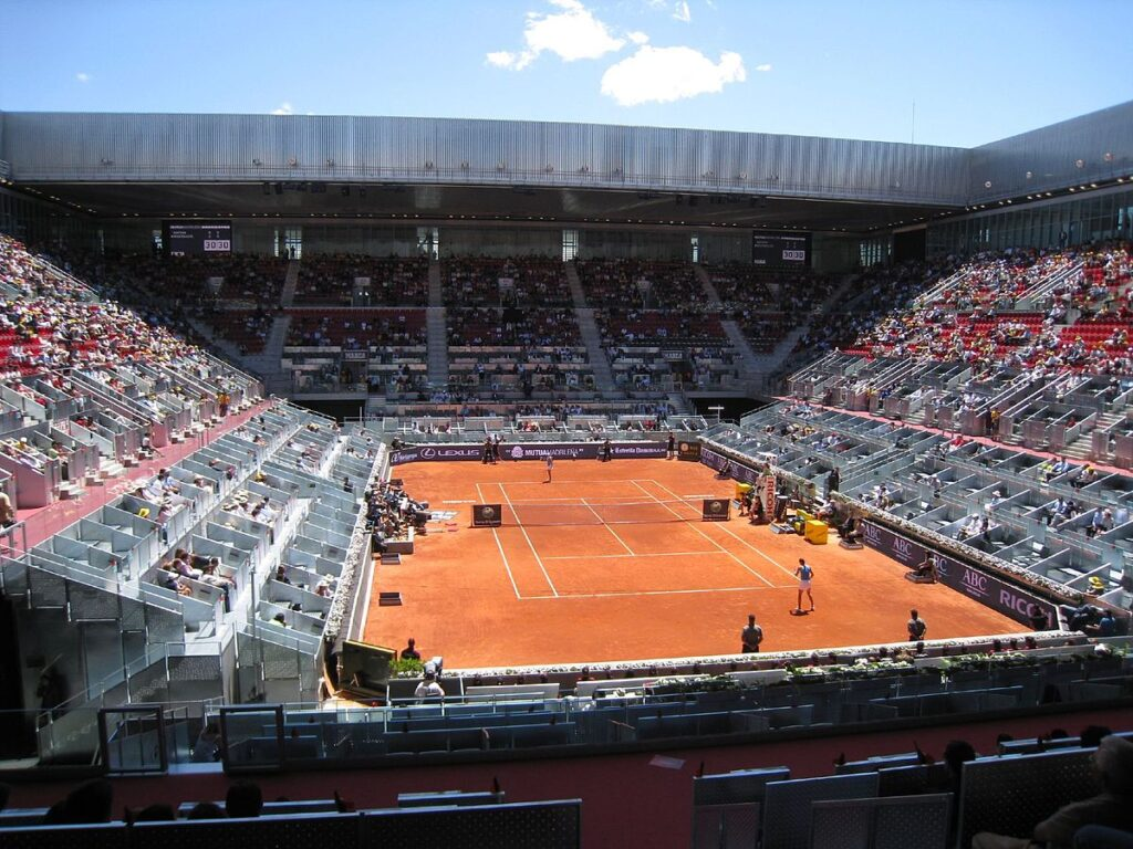 El Masters de Madrid de tenis durará dos semanas en 2021