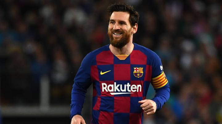 Messi recibe nueva oferta del Manchester City