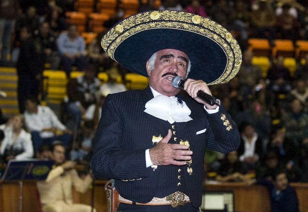 Vicente Fernández modifica su testamento