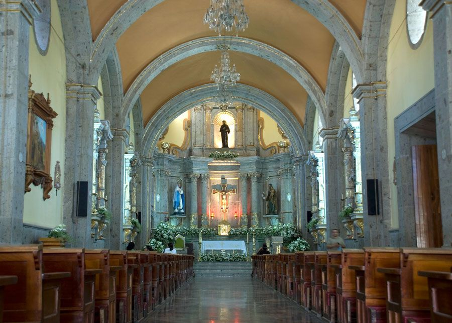 Rehabilitarán 19 templos en Jalisco