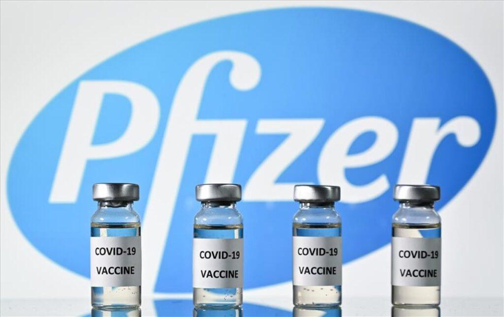 Comenzaron a llegar las primeras dosis de la vacuna contra COVID-19 de Pfizer a Estados Unidos