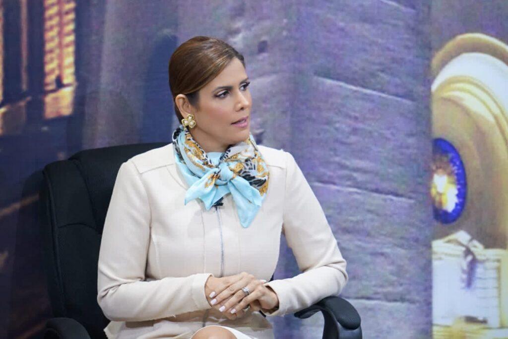 Milena Mayorga presentará su permiso oficial a la Asamblea para concluir su fase como diputada