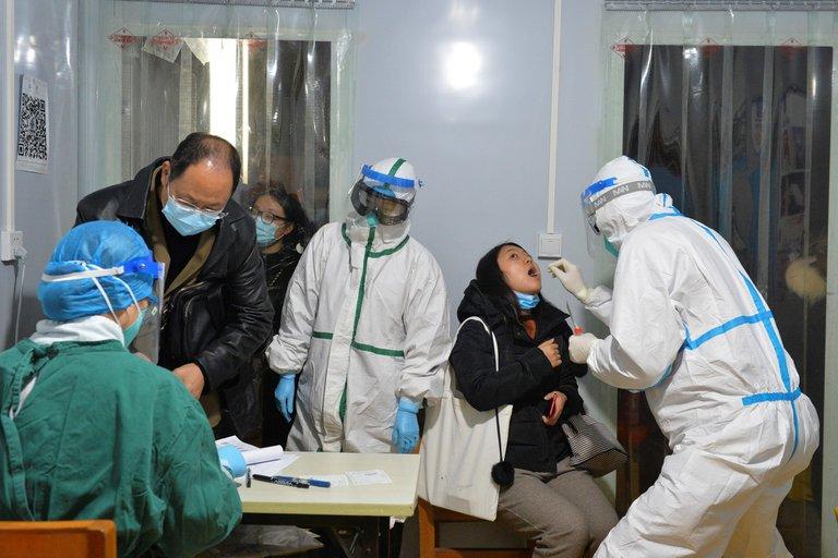 Una provincia china vacunará a 2 millones de personas por un rebrote