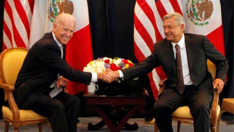 López Obrador y Biden trabajarán en un nuevo enfoque en el tema de migración