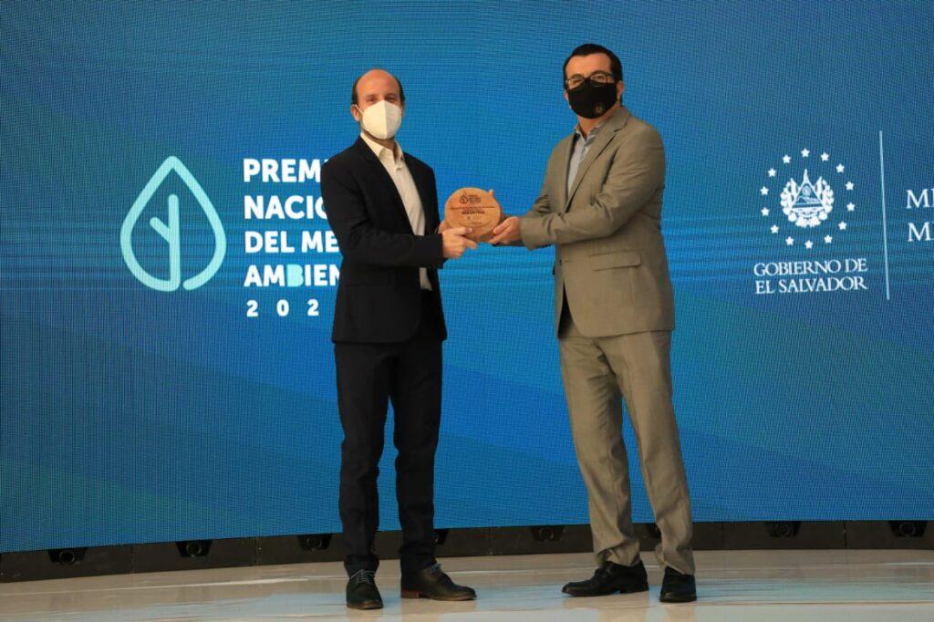El MARN premia las buenas prácticas de gestión ambiental