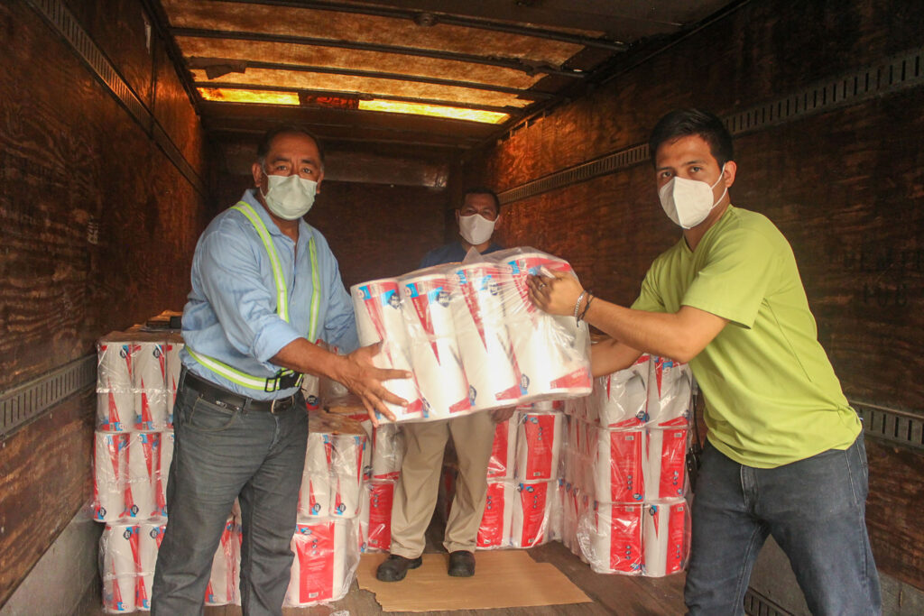 Walmart entrega $152 mil ante impacto de Huracán ETA en la región Centroamericana