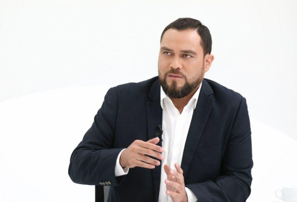 Mario Durán comenzará su carrera como aspirante a la alcaldía de San Salvador