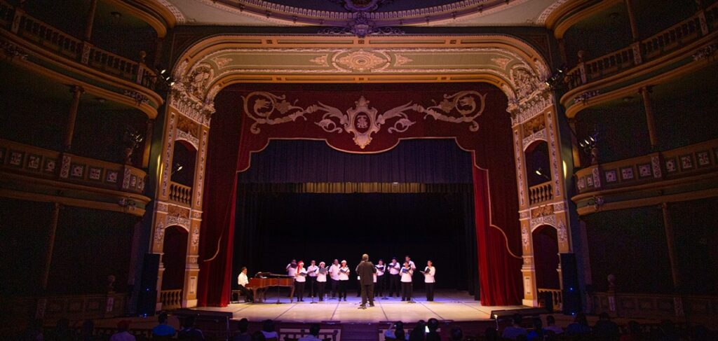 Teatro Nacional de Santa Ana con abundante actividad para el fin de semana