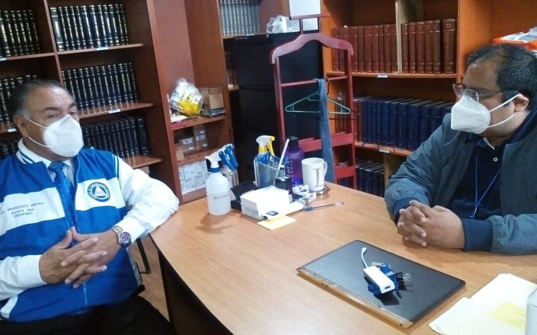 TSE recibe inscripciones a diputaciones por el PCN