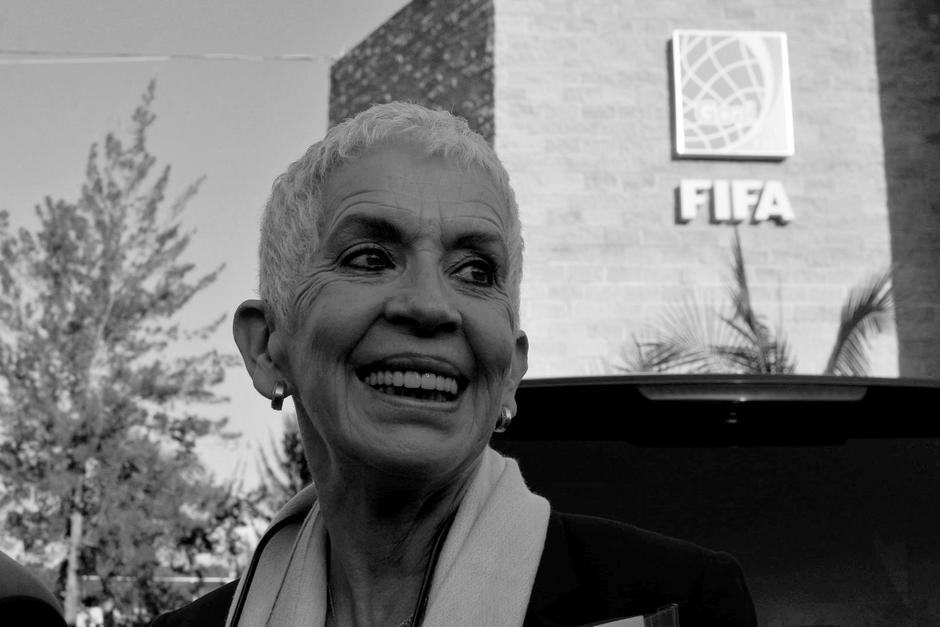 Fallece la diputada Adela Camacho de Torrebiarte