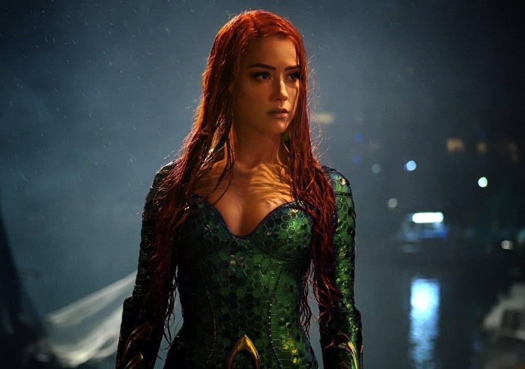Reúnen un millón de firmas y exigen despedir a Amber Heard de 'Aquaman 2' y la actriz responde