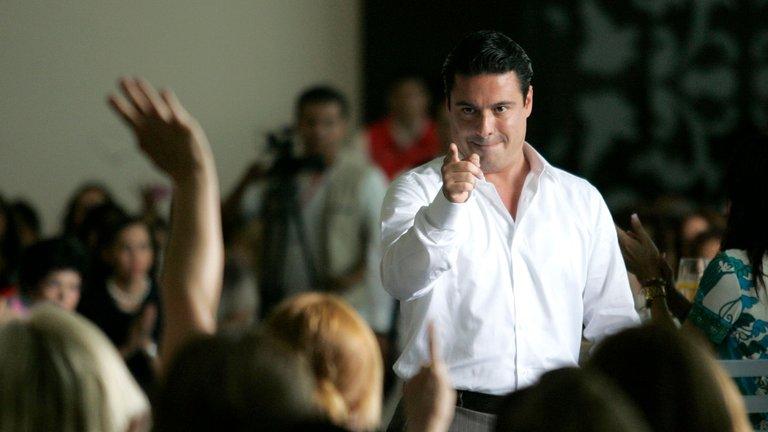 Asesinan a ex gobernador de Jalisco Aristóteles Sandoval