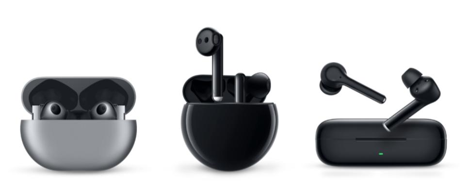 Los audífonos FreeBuds Pro de Huawei llegan a El Salvador