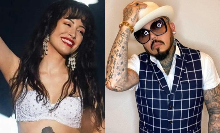 A.B Quintanilla defiende a Christian Serratos en su interpretación de Selena