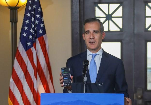 Alcalde Garcetti anuncia los resultados del informe final del Grupo de Trabajo de Memoria Cívica