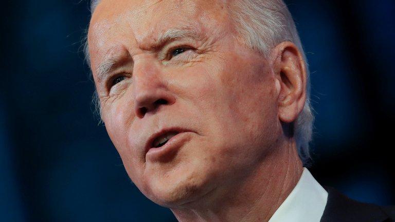Joe Biden pide a Donald Trump reconocer la derrota en las elecciones en EEUU