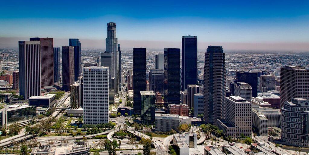 Los Ángeles contará con la primera alianza de movilidad aérea en los EE.UU.