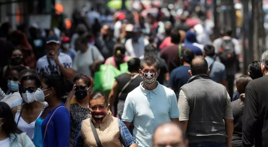 Zacatecas vuelve a semáforo rojo por repunte de COVID-19