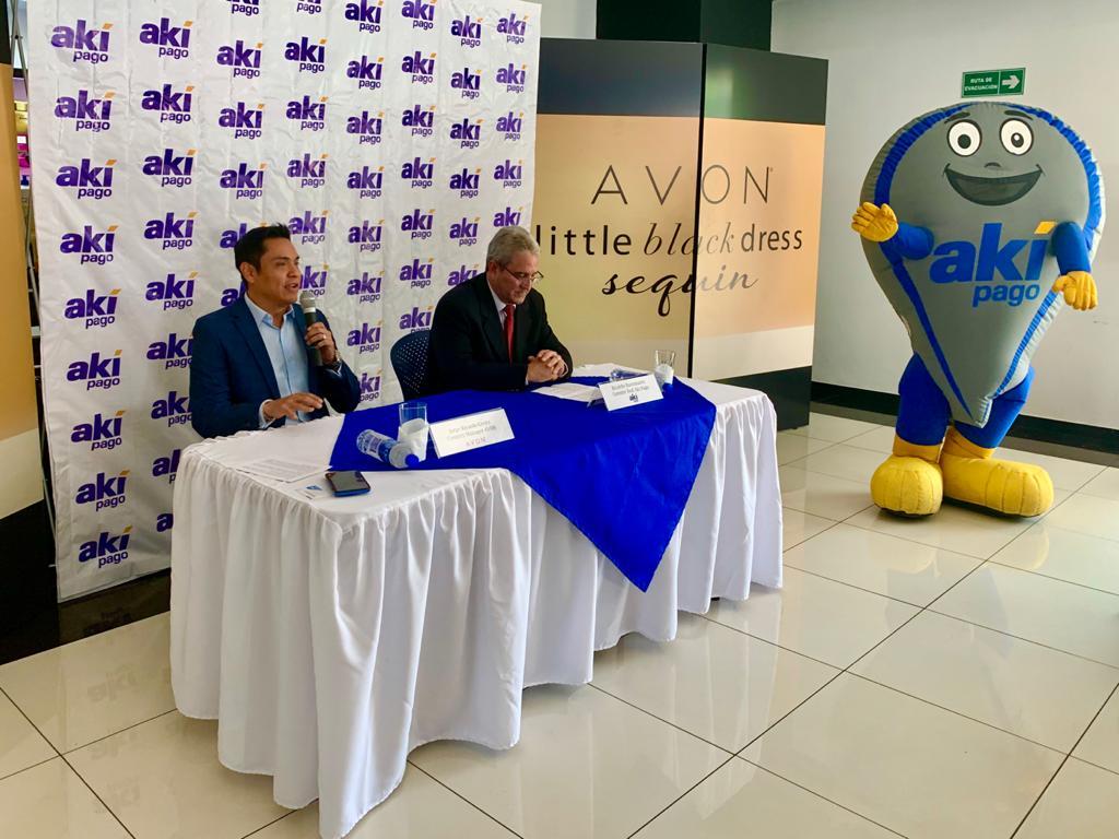 Avon anuncia alianza con Red Akí pago