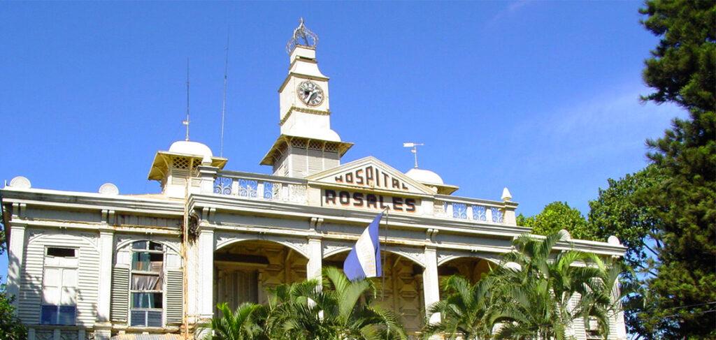 Hospital Rosales cumple 32 años como Monumento Nacional