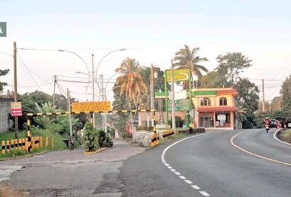San Martín Zapotitlán es el único municipio de Guatemala en alerta verde