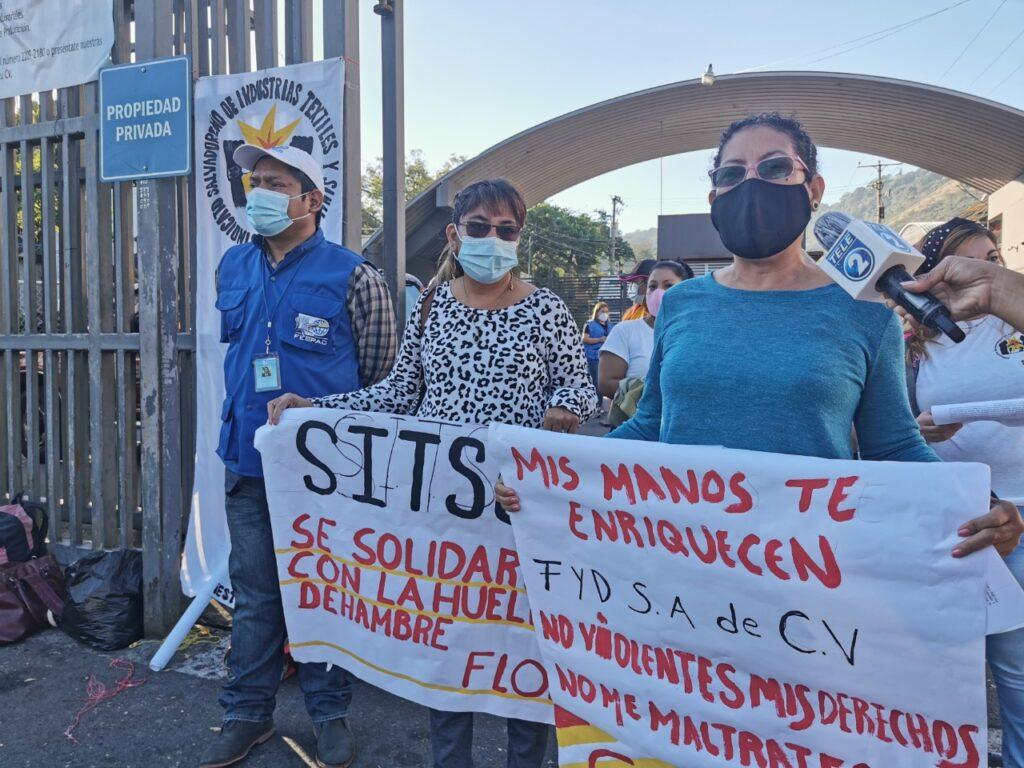 SSINT manifiesta violaciones a los derechos laborales