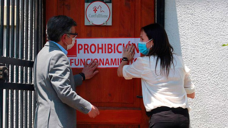 Cierran centro médico en Chile que vendía pruebas de COVID-19 con resultado negativo por 85 dólares