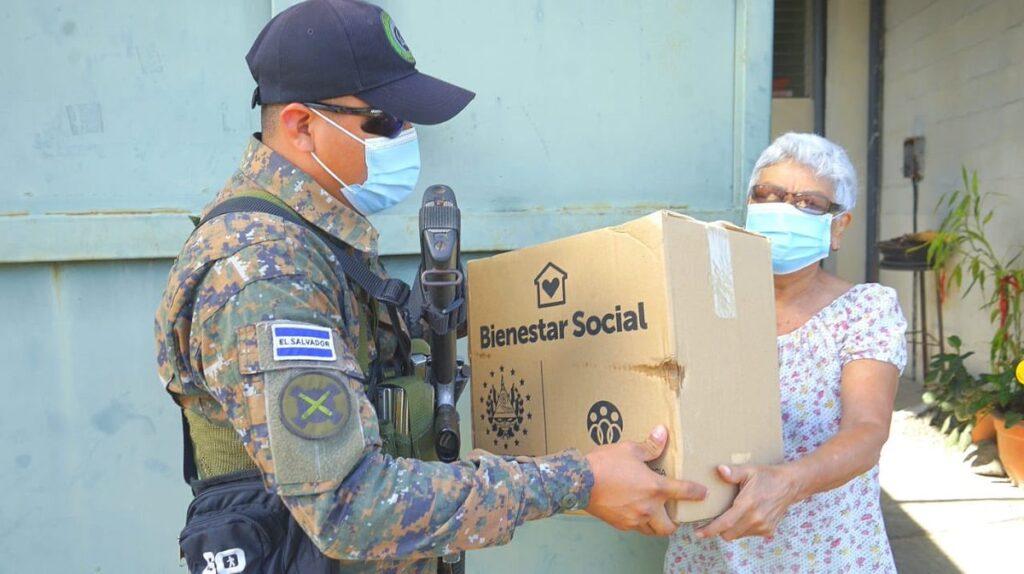 Fuerza Armada goza de confianza por salvadoreños