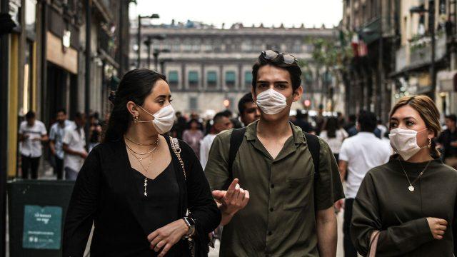 México reporta 4,293 nuevos contagios