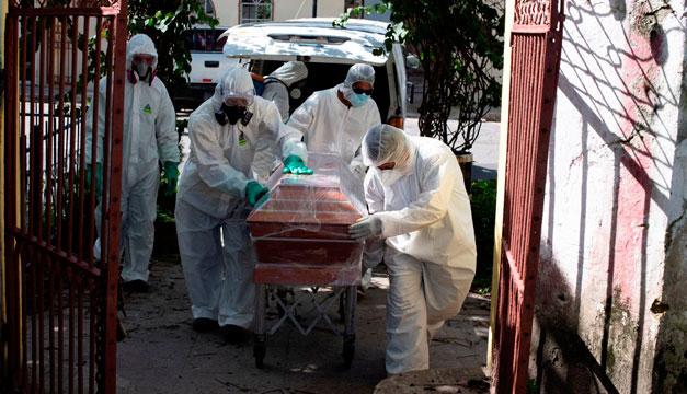 El Salvador reporta 11 nuevos decesos a causa del coronavirus