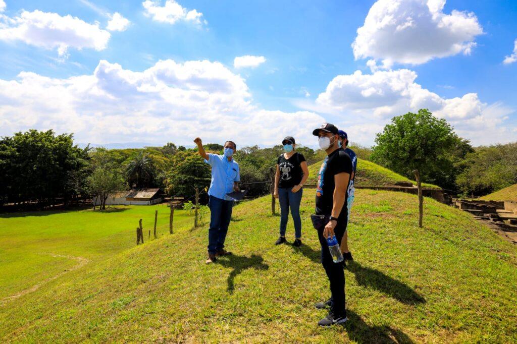 Ministerio de Cultura invita a salvadoreños visitar el Parque Arqueológico San Andrés