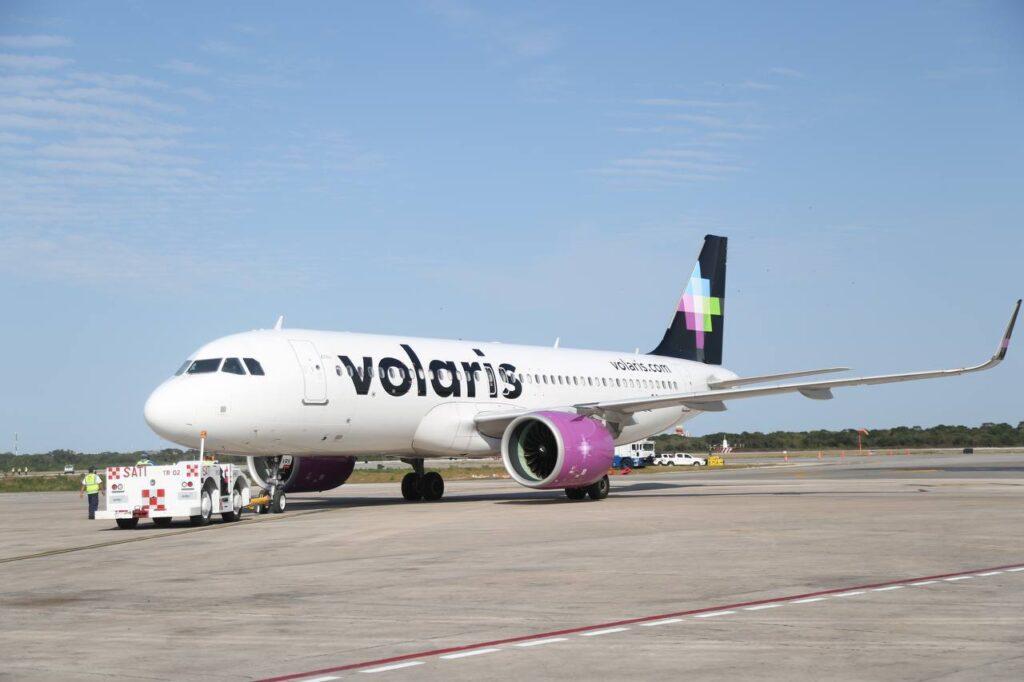 Volaris inicia operación de vuelo Mérida-Oakland