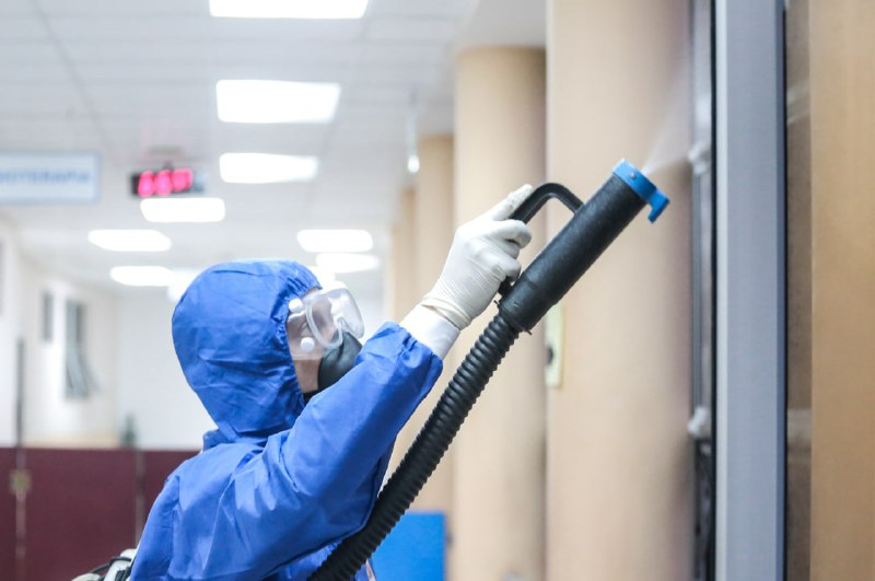 Realizan jornada de higienización en Hospital de la Mujer