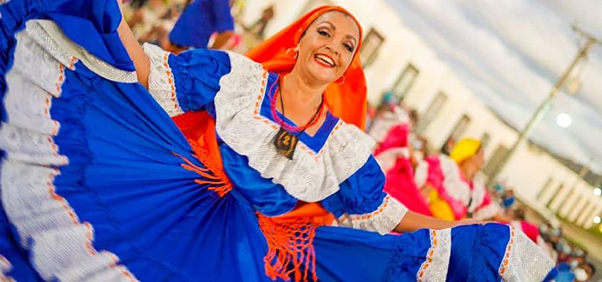 Ballet Folklórico Nacional lleva música y danza a Ciudad Marsella