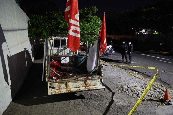 Confirman que tres personas del Ministerio de Salud participaron en atentado contra militantes del FMLN