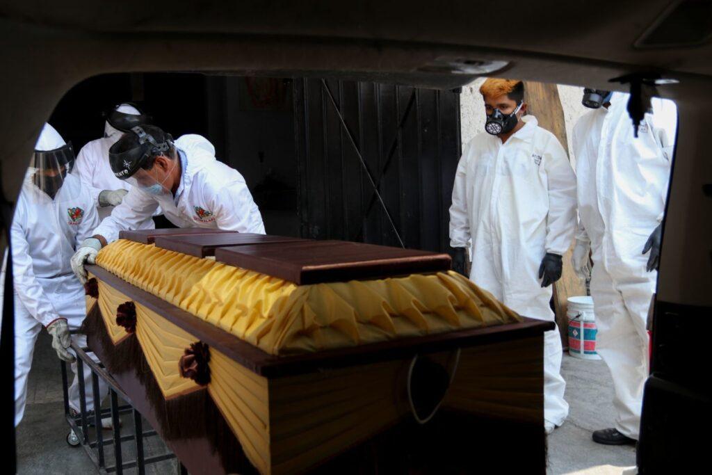 México reporta  258 muertes por COVID-19 en las últimas 24 horas