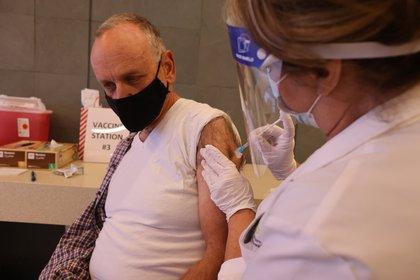 vacuna en LA