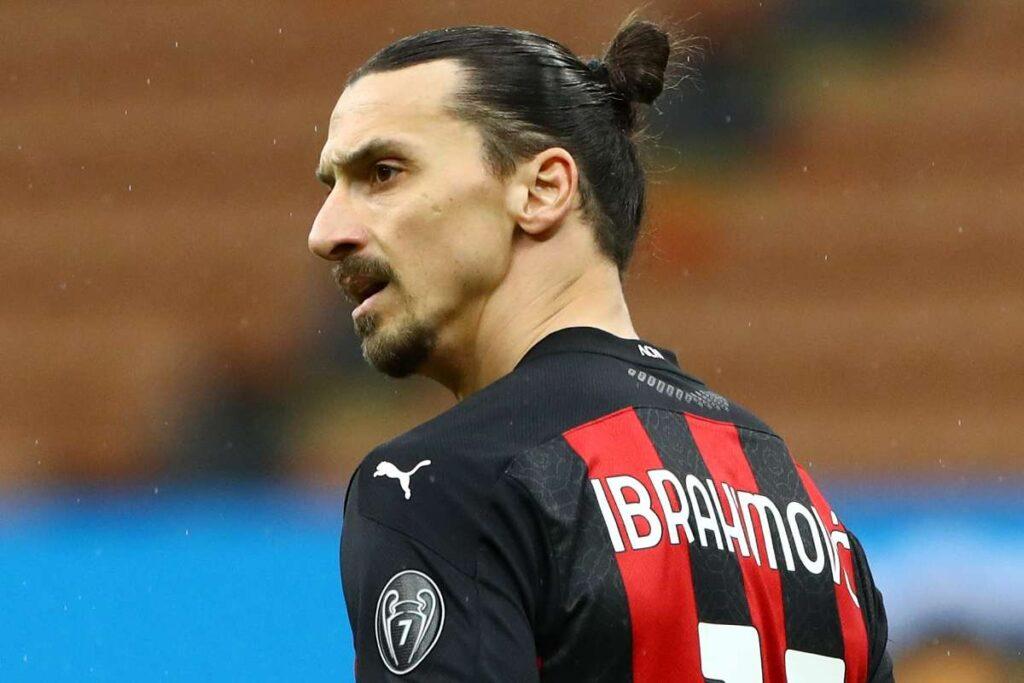 Ibrahimovic le dice adiós a la Eurocopa