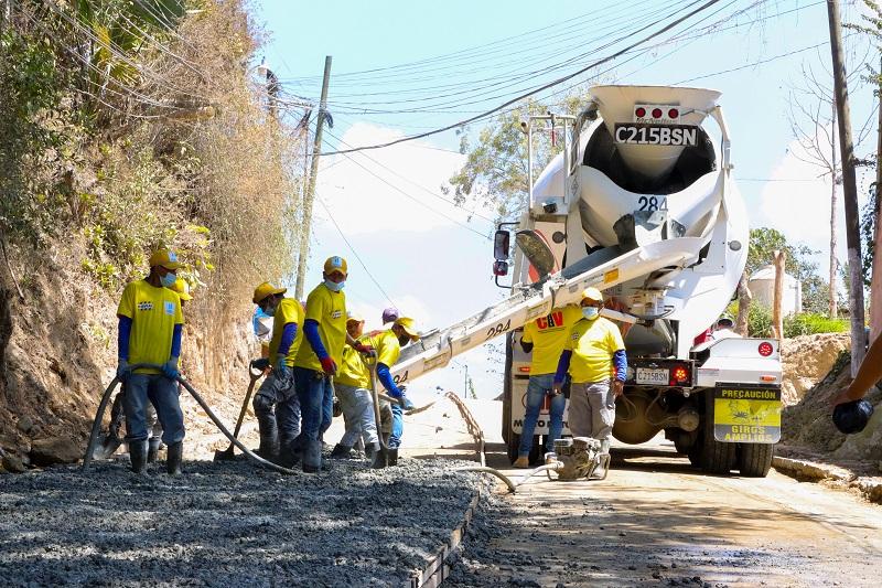 Rehabilitación de carretera en Santa Rosa beneficiará a más de 15 mil personas