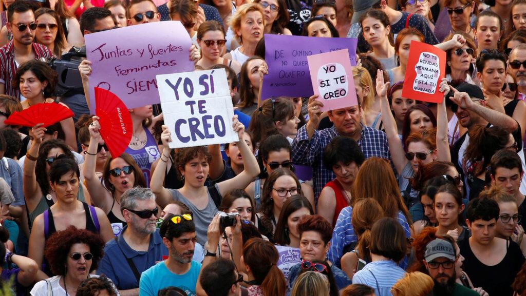 Condenas de 13 a 31 años de prisión para tres hombres que violaron en grupo a una joven de 18 años en España