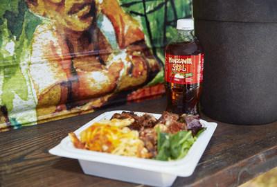 Manzanita Sol se asocia con camiones de comida de afroamericanos e hispanos en Nueva York