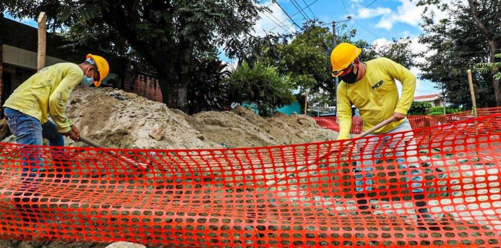 MOP se prepara para la época lluviosa del país