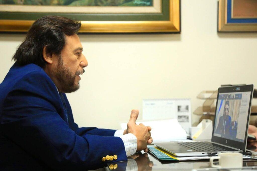 El vicepresidente de El Salvador presenta agenda para avanzar hacia la unión centroamericana
