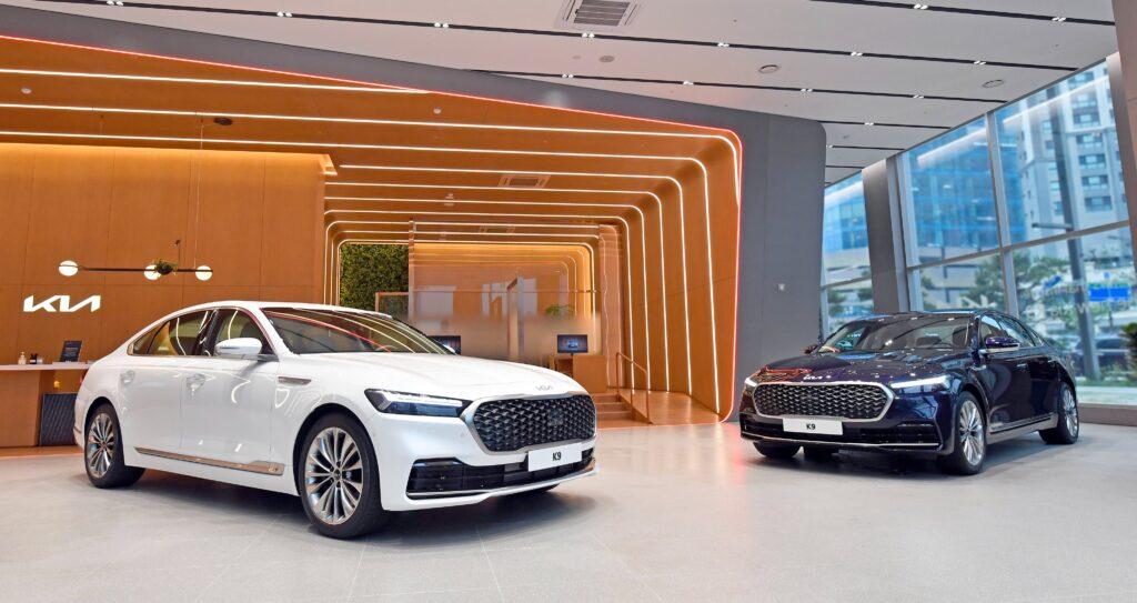 El presidente de Hyundai Motor Group,  visita los Estados Unidos para revisar estrategias futuras